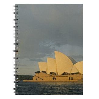 Australia, Sydney, Sydney Opera House, Notebook