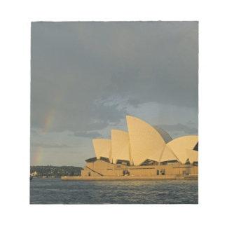 Australia, Sydney, Sydney Opera House, Notepad