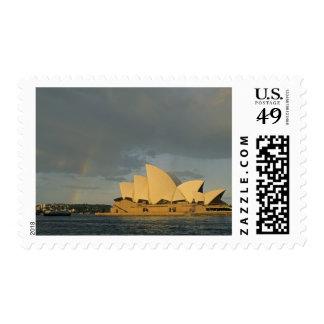 Australia, Sydney, Sydney Opera House, Postage