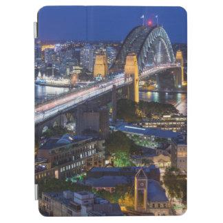 Australia, Sydney, The Rocks area, Sydney Harbor iPad Air Cover