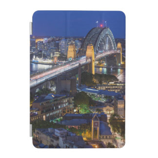 Australia, Sydney, The Rocks area, Sydney Harbor iPad Mini Cover