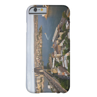 Australia, Sydney, view over The Rocks & Sydney Barely There iPhone 6 Case