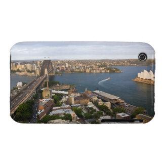 Australia, Sydney, view over The Rocks & Sydney Case-Mate iPhone 3 Cases