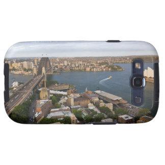 Australia, Sydney, visión sobre las rocas y Sydney Samsung Galaxy S3 Fundas