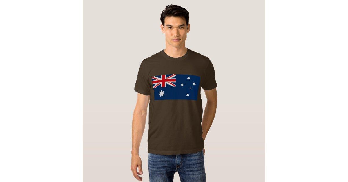 Australia Tshirt  Zazzle