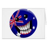 Australia Tarjeta De Felicitación