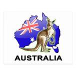 Australia Tarjeta Postal