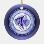 Australia -The Great Barrier Reef Christmas Tree Ornament