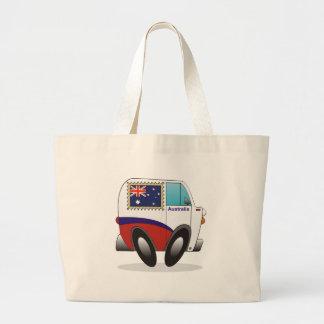 Australia Tote Bags