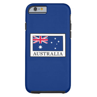 Australia Tough iPhone 6 Case