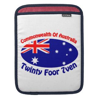Australia - Twinty Foor 7ven Sleeve For iPads