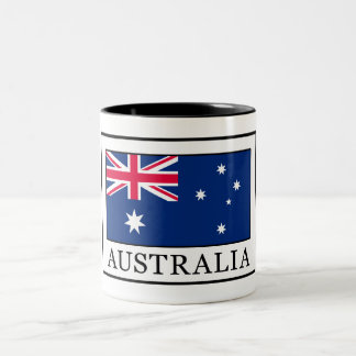 Australia Two-Tone Coffee Mug
