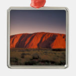 Australia, Uluru National Park. Uluru or Metal Ornament