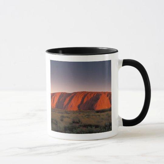 Australia, Uluru National Park. Uluru or Mug