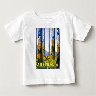 Australia - viaje del vintage camisas