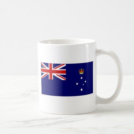 Australia Victoria Flag Coffee Mug