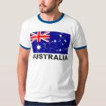 Australia Vintage Flag Shirt