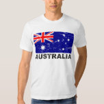 Australia Vintage Flag Shirts