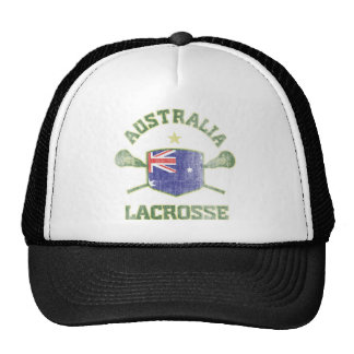 Australia-Vintage Trucker Hat