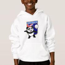 Australia Volleyball Panda Hoodie