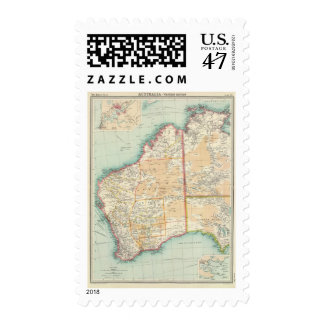 Australia western section postage