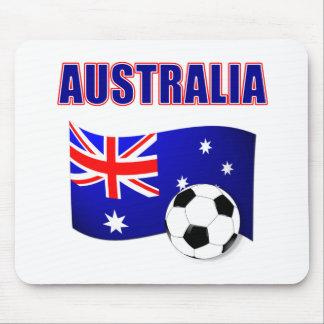 Australia world cup t-shirt 2010 mouse pad