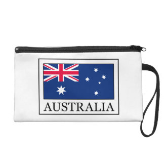 Australia Wristlet