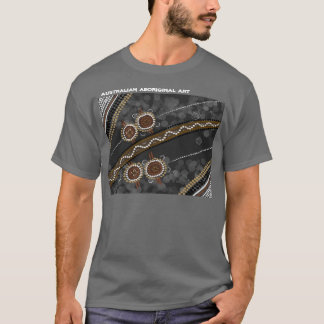Australian Aboriginal Art T-Shirt