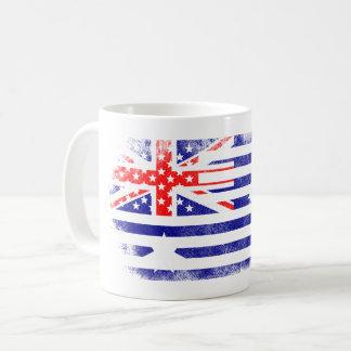 Australian American Flag   Australia and USA Coffee Mug
