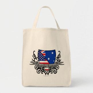 Australian-American Shield Flag Bag