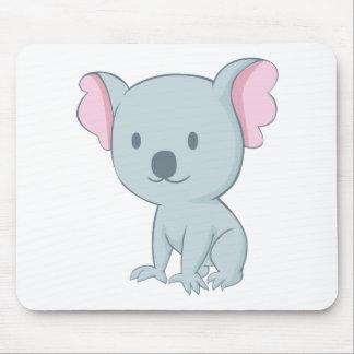 Australian Baby Koala Bear Mouse Pad