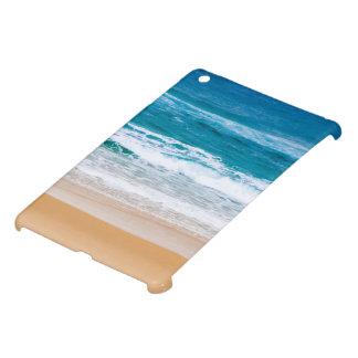 Australian Beach with Blue Waves Cover For The iPad Mini
