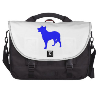 Australian Blue Heeler Laptop Bag