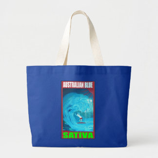 AUSTRALIAN BLUE SATIVA LARGE TOTE BAG