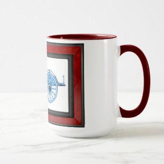 Australian bow wagon mug