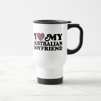 Australian Boyfriend Mugs