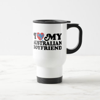 Australian Boyfriend Travel Mug