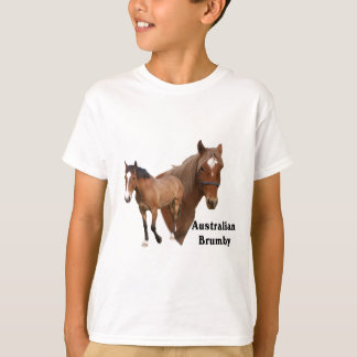 Australian Brumby - Horse T-Shirt
