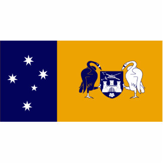Australian Capital Territory, Australia flag Cut Outs