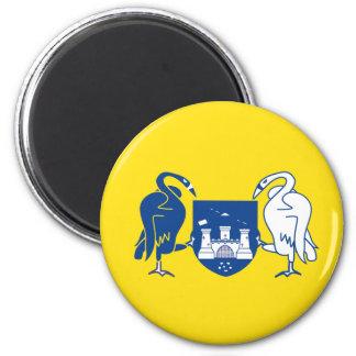 Australian Capital Territory Flag 2 Inch Round Magnet