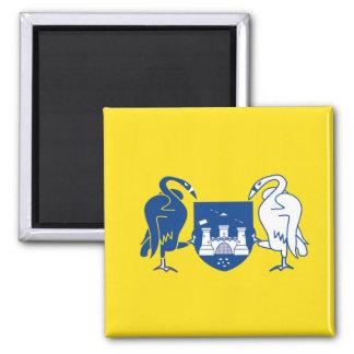 Australian Capital Territory Flag 2 Inch Square Magnet
