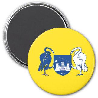 Australian Capital Territory Flag 3 Inch Round Magnet