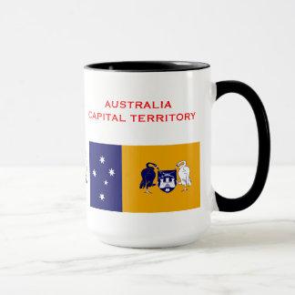 Australian* Capital Territory  Mug