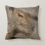 Australian Capybara  Pillow