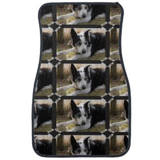 australian-cattle-dog-2 floor mat