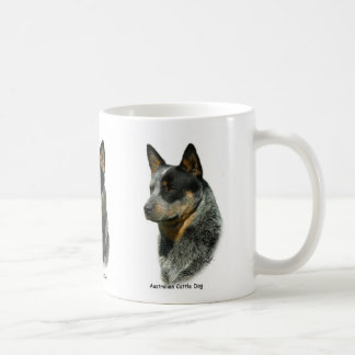 Australian Cattle Dog 9F061D-03, Australian Cat... Coffee Mug