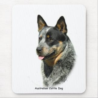 Australian Cattle Dog 9F061D-05 Mouse Pad