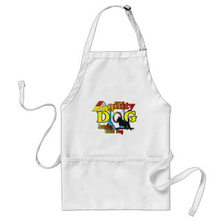 Australian Cattle Dog Agility Adult Apron