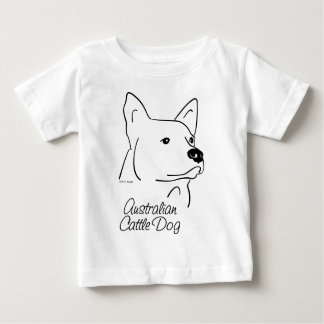 Australian Cattle Dog Baby T-Shirt