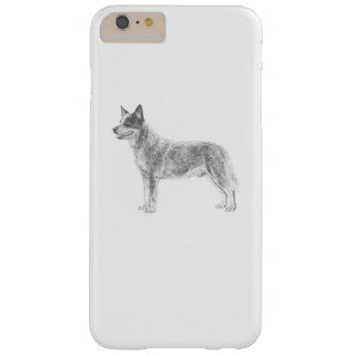 Australian Cattle Dog Barely There iPhone 6 Plus Case